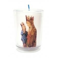 St. Anne small vigil lantern - 24 hours