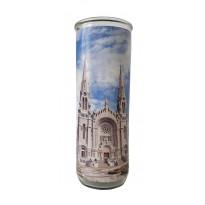 Vigil lantern glass cylinder - Basilica image