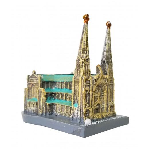 Basilica resin replica