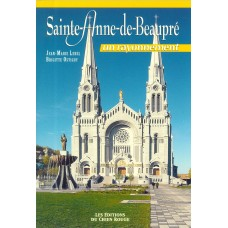 Book on the St. Anne de Beaupre Shrine in french