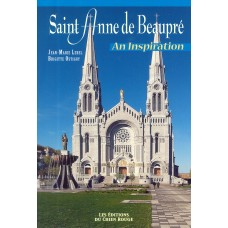 Book on St. Anne de Beaupre Shrine in English