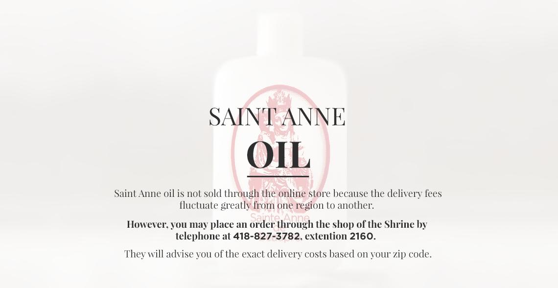 Saint Anne oil